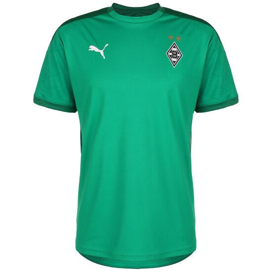 Borussia Mönchengladbach Trainingsshirt Herren, grün, zoom bei OUTFITTER Online