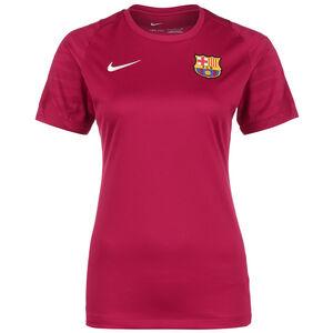 FC Barcelona Strike Trainingsshirt Damen, rot / weiß, zoom bei OUTFITTER Online
