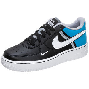 Air Force 1 LV8 2 Style Sneaker Kinder, schwarz / blau, zoom bei OUTFITTER Online