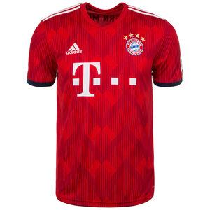 FC Bayern München Trikot Home 2018/2019 Herren, Rot, zoom bei OUTFITTER Online