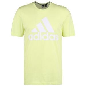 Must Haves Badge of Sport T-Shirt Herren, gelb, zoom bei OUTFITTER Online