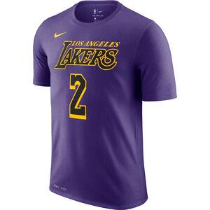 NBA LA Lakers #2 Lonzo Ball T-Shirt Herren, lila, zoom bei OUTFITTER Online