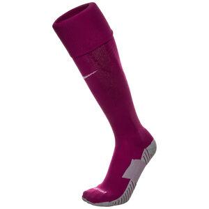 Matchfit Cushioned Sockenstutzen, violett / weiß, zoom bei OUTFITTER Online