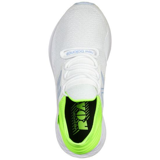 Fresh Foam Roav Laufschuh Damen, weiß / neongrün, zoom bei OUTFITTER Online