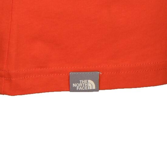 Fine T-Shirt Herren, rot / schwarz, zoom bei OUTFITTER Online