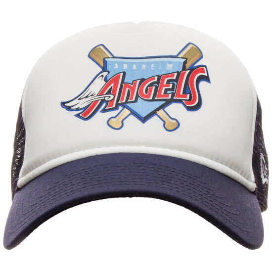 9FORTY MLB Anaheim Angels Trucker Cap, , zoom bei OUTFITTER Online