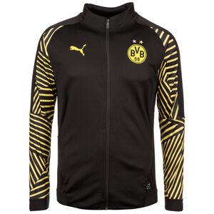Borussia Dortmund Stadium Trainingsjacke Herren, Schwarz, zoom bei OUTFITTER Online