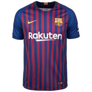 FC Barcelona Trikot Home Stadium 2018/2019 Herren, Blau, zoom bei OUTFITTER Online