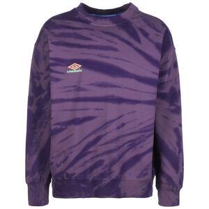 Calidoscope Sweatshirt Herren, lila / neonorange, zoom bei OUTFITTER Online