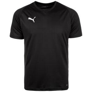 Liga Core Fußballtrikot Herren, schwarz / weiß, zoom bei OUTFITTER Online
