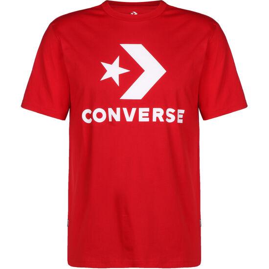 Star Chevron T-Shirt Herren, rot, zoom bei OUTFITTER Online