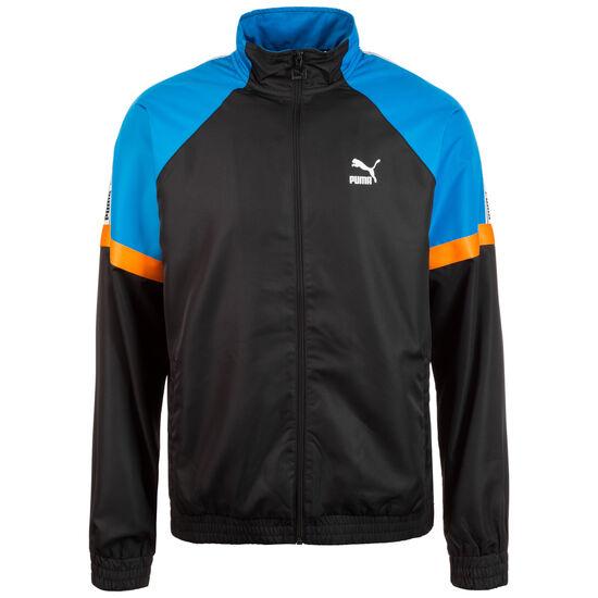 XTG Woven Jacke Herren, schwarz / blau, zoom bei OUTFITTER Online