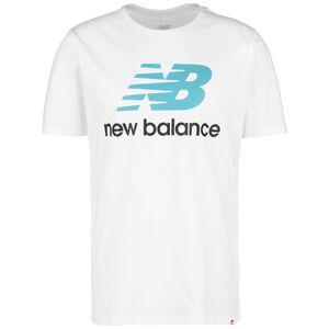 Essentials Stacked Logo T-Shirt Herren, blau, zoom bei OUTFITTER Online