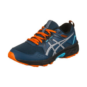 Gel-Venture 8 GS Laufschuh Kinder, blau / orange, zoom bei OUTFITTER Online