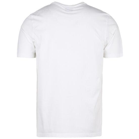 Totenkopf Stadtplan T-Shirt Herren, weiß / schwarz, zoom bei OUTFITTER Online