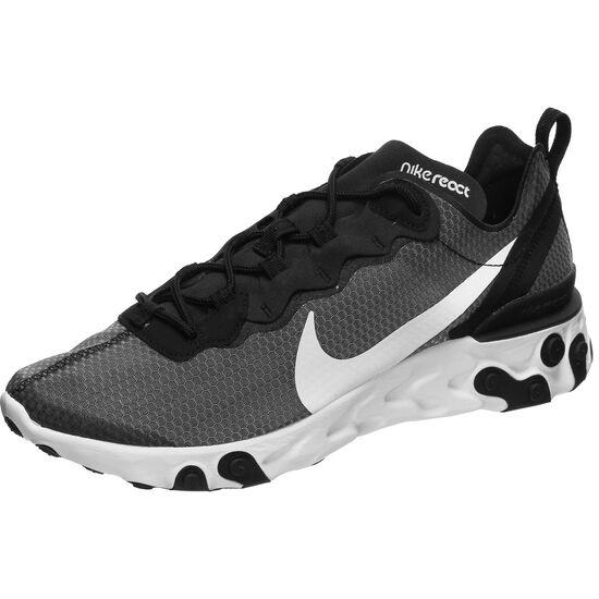 React Element 55 SE Sneaker Herren, schwarz / weiß, zoom bei OUTFITTER Online