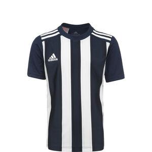Striped 21 Fußballtrikot Kinder, dunkelblau / weiß, zoom bei OUTFITTER Online