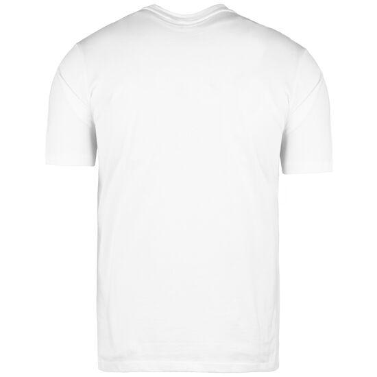 Iberis T-Shirt Herren, weiß / schwarz, zoom bei OUTFITTER Online