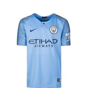 Manchester City Trikot Home Stadium 2018/2019 Kinder, Blau, zoom bei OUTFITTER Online