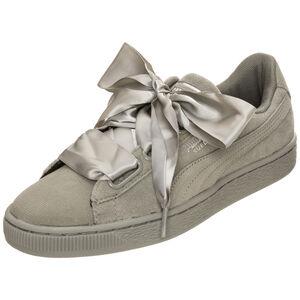 Suede Heart Pebble Sneaker Damen, Grau, zoom bei OUTFITTER Online