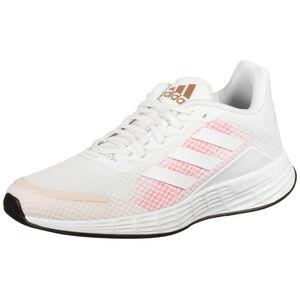 Duramo SL Laufschuh Damen, weiß / pink, zoom bei OUTFITTER Online