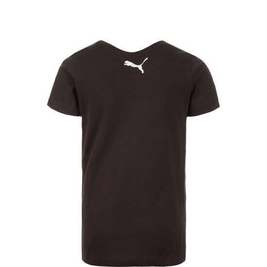 Alpha Logo Trainingsshirt Kinder, schwarz, zoom bei OUTFITTER Online