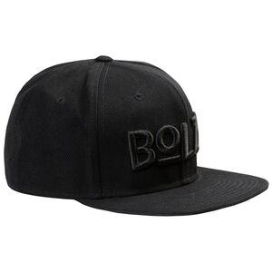 Snapback Cap, schwarz, zoom bei OUTFITTER Online