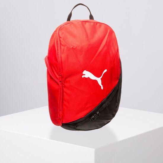 Liga Sportrucksack, rot / schwarz, zoom bei OUTFITTER Online