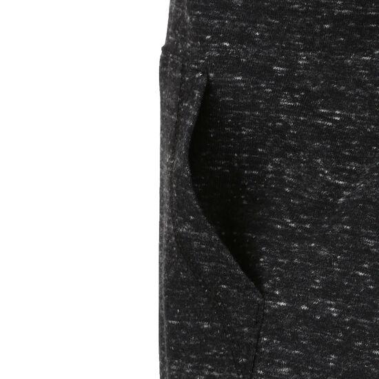 Gym Vintage Kapuzensweatjacke Damen, schwarz, zoom bei OUTFITTER Online