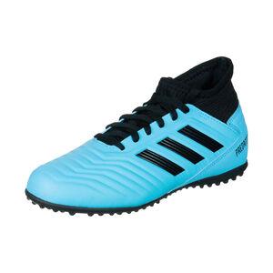 Predator 19.3 TF Fußballschuh Kinder, blau / schwarz, zoom bei OUTFITTER Online