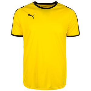 Liga Fußballtrikot Herren, gelb / schwarz, zoom bei OUTFITTER Online