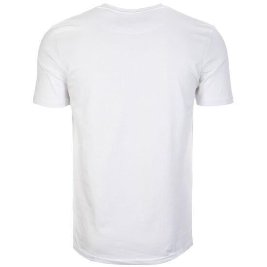 Crew Neck T-Shirt Herren, weiß, zoom bei OUTFITTER Online