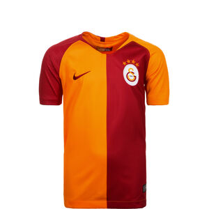Galatasaray Istanbul Trikot Home Stadium 2018/2019 Kinder, Orange, zoom bei OUTFITTER Online