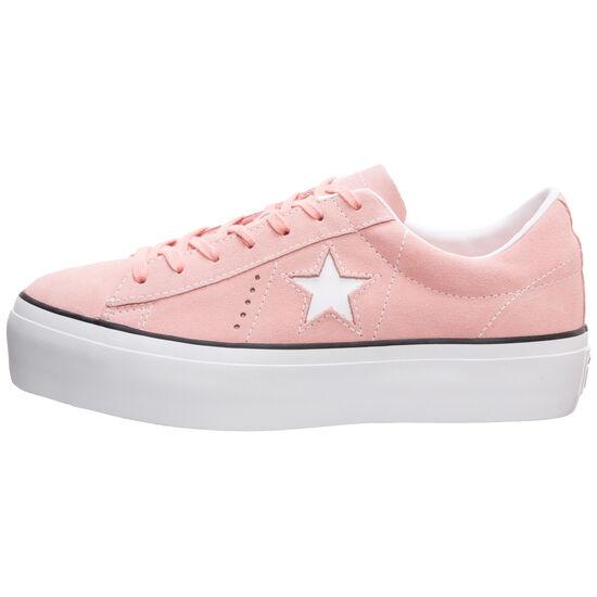 One Star Platform OX Sneaker Damen, rosa, zoom bei OUTFITTER Online