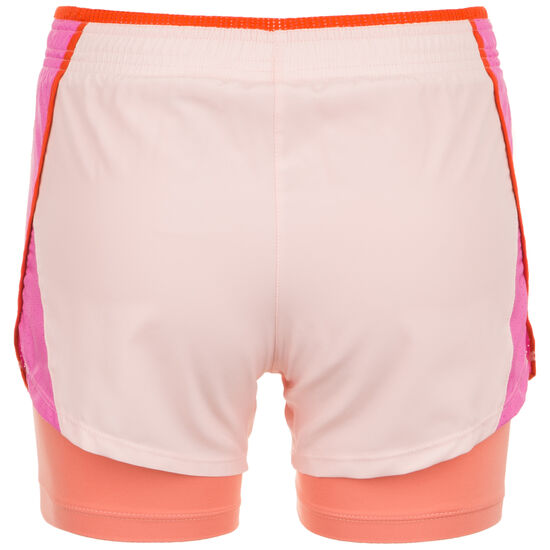 10K 2-in-1 Laufshort Damen, rosa / pink, zoom bei OUTFITTER Online