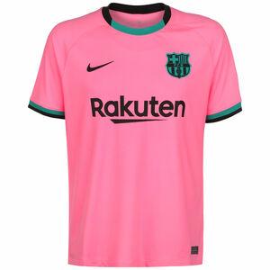 FC Barcelona Trikot 3rd Stadium 2020/2021 Herren, rosa / schwarz, zoom bei OUTFITTER Online