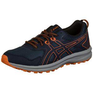 Trail Scout Laufschuh Herren, dunkelblau / orange, zoom bei OUTFITTER Online
