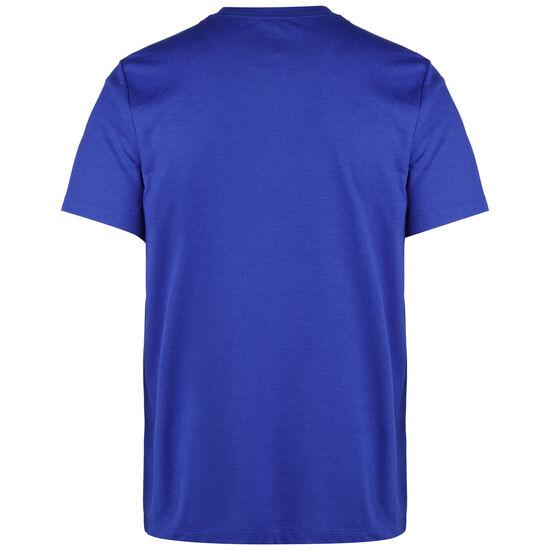 Swoosh Athlete Camo Trainingsshirt Herren, blau / hellblau, zoom bei OUTFITTER Online