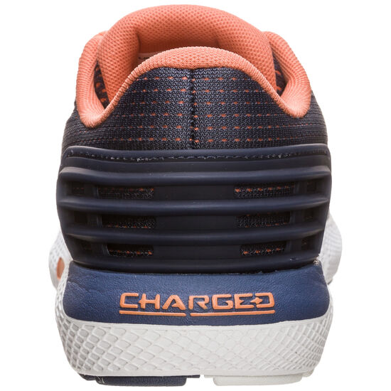 Charged Rogue Laufschuh Damen, blau / orange, zoom bei OUTFITTER Online