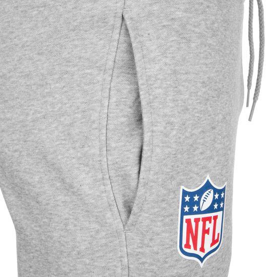 NFL Shield Logo Jogginghose Herren, hellgrau, zoom bei OUTFITTER Online