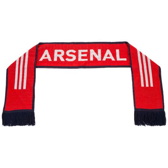 FC Arsenal Schal, rot / dunkelblau, zoom bei OUTFITTER Online