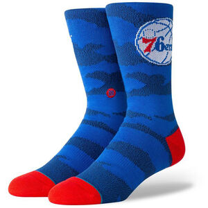 NBA Sixers Camo Socken Herren, , zoom bei OUTFITTER Online