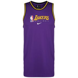 NBA Los Angeles Lakers Dry DNA Tanktop Herren, lila / gelb, zoom bei OUTFITTER Online