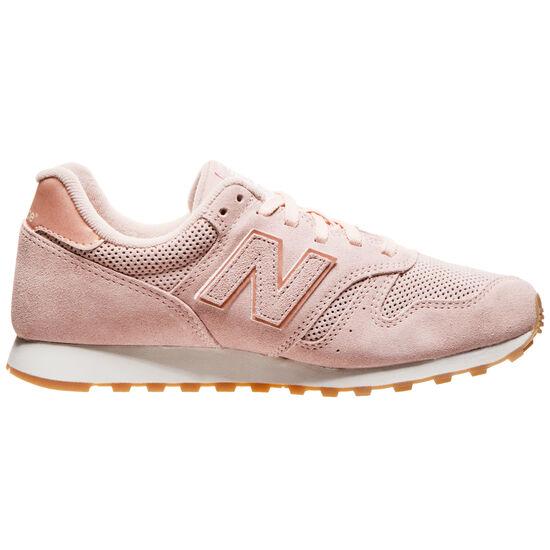 WL373-B Sneaker Damen, pink / weiß, zoom bei OUTFITTER Online