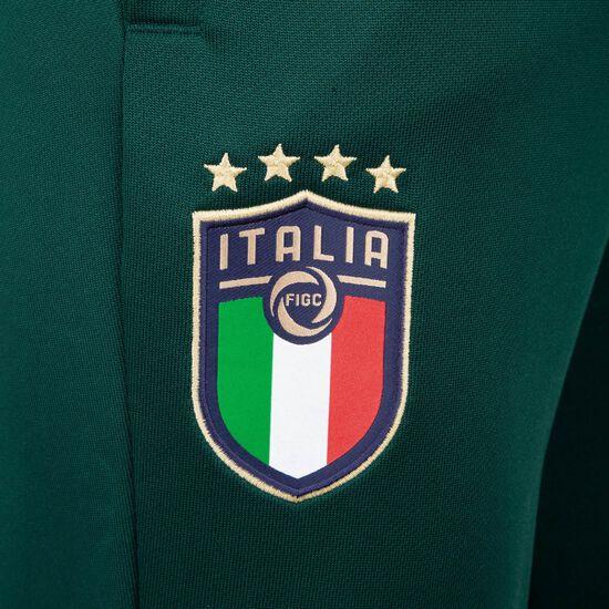 Italien Iconic MCS Trainingshose EM 2021 Herren, dunkelgrün / dunkelblau, zoom bei OUTFITTER Online