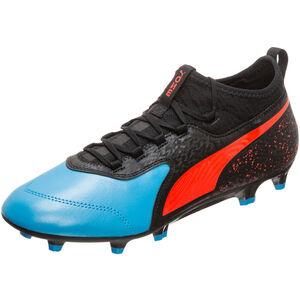 ONE 19.3 FG/AG Fußballschuh Herren, blau / schwarz, zoom bei OUTFITTER Online
