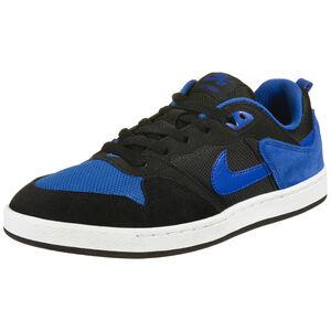 Alleyoop Sneaker, schwarz / blau, zoom bei OUTFITTER Online