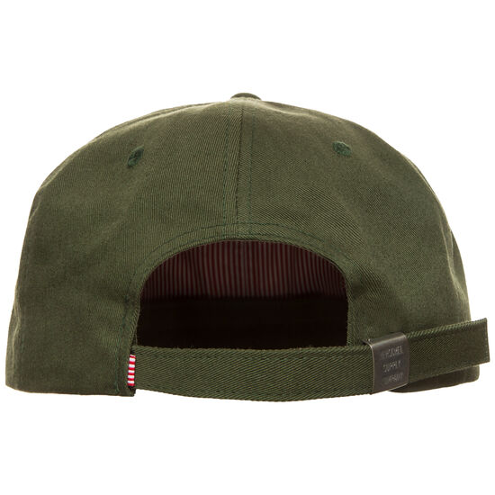 Albert Strapback Cap, oliv, zoom bei OUTFITTER Online