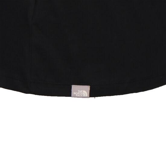 Boyfriend Easy T-Shirt Damen, schwarz / weiß, zoom bei OUTFITTER Online