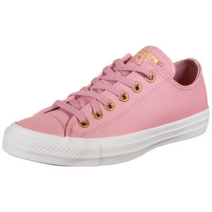 Chuck Taylor All Star OX Sneaker Damen, rosa / gold, zoom bei OUTFITTER Online